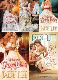 GUEST GIVEAWAY! Jade Lee � Win the BRIDAL FAVORS set of books plus more!