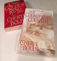 Win Both Award-winning Historicals from New York Times Bestseller Cheryl Bolen