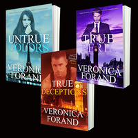 #BingeRead the True Lies Series by Veronica Forand