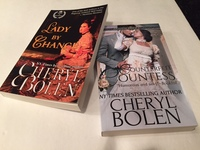 NY Times Bestseller Cheryl Bolen  Gives Away 2 Signed Series Starters