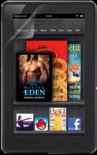 Make Your Summer Sizzle with Rhenna Morgan�s Waking Eden and a Kindle Fire