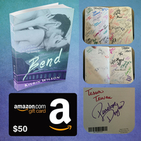 Win a $50 Amazon Gift Card and a Multi-Author Signed Copy of BEND by Kivrin Wilson!
