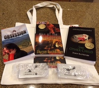 Pack Your Beach Tote with a Contest from Sharon Buchbinder