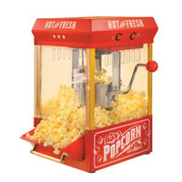 Vintage Popcorn Machine & Signed Book:  Sherryl Woods� July Prize Package Celebrates Chesapeake Shores August TV Series Premiere