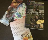 GUEST GIVEAWAY! Terri Reed � PROTECT AND SERVE Reader Package