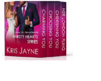 Catch Up to Chasing You with a Contest from Kris Jayne