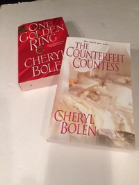 Celebrate Cheryl Bolen�s Publishing Milestone with an August Contest