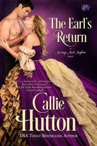 GUEST GIVEAWAY! Callie Hutton � Celebrate THE EARL'S RETURN