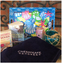 Sherryl Woods Gives Away HARBOR LIGHTS & MENDING FENCES In Festive Fall Prize Package