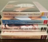 Win a Set of Terri Osburn Audiobooks!