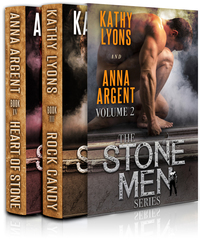 Volume 2 is Out! Win THE STONE MEN from Kathy Lyons!