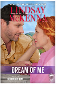 One Lucky Reader Can Win Lindsay McKenna's New Suspense Novel!
