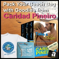 Caridad Pineiro Wants You to Win a Basket of Goodies PLUS a $10 Gift Card!
