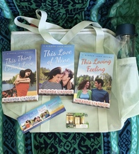 Win a Summer Prize Pack from Miranda Liasson