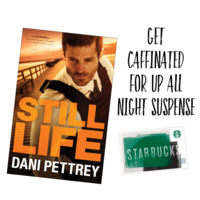Win a Riveting Romantic Suspense & a $20 e-gift card to Starbucks!