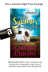 Follow Your Heart to Sea Kiss and Win a Gift Card & Goodies from Caridad Pineiro