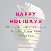Five Cozy Mysteries Wrapped in Swag from Kym Roberts