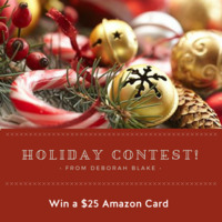 Win a $25 Gift Card in Deborah Blake's Dangerously Divine Contest!