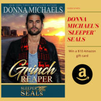 Win a $10 Gift Card and Cuddle Up with Donna Michael's 'Sleeper' SEALS