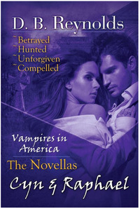 D.B. Reynolds Has Five (5!) Romantic Paranormal Novellas as Her Prize!