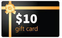 It's a $10 Gift Card Prize from Donna Michaels!