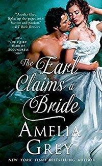 Three (3!) Readers Will Win a Romance Novel from Amelia Grey
