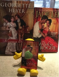 Jade Lee Gives Away Regency Romance Books PLUS a Stunning Pendant!