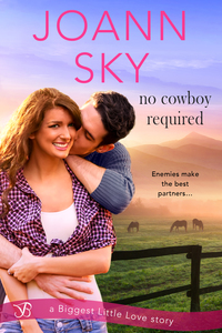 'NO COWBOY REQUIRED' to Win a $50 Amazon Gift Card from JoAnn Sky