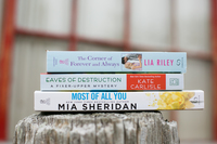 Win a Surprise Book Bundle from Fresh Fiction