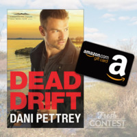 Get ready for Summer with Dani Pettrey! Win an Arc of DEAD DRIFT and a $10 Amazon gift card