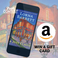 New Booktown Mystery in paperback! Win an Amazon Gift Card from Lorna Barrett