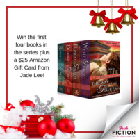 Go Historical with Jade Lee! Win an Amazon Gift card PLUS Way of the Tigress book collection