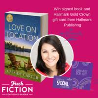 LOVE ON LOCATION - a new spring romance from Hallmark!