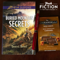 March into spring with BURIED MOUNTAIN SECRETS by Terri Reed