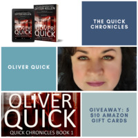 Celebrate OLIVER QUICK with Ditter Kellen and win BIG!