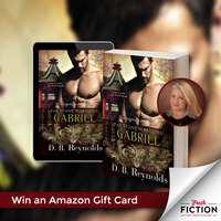 Win an Amazon Gift Card from D.B. Reynolds!