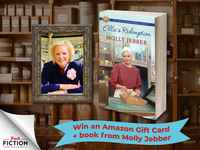 Ellie's Redemption Contest from Molly Jebber ~ Win a book + Amazon Gift Card!