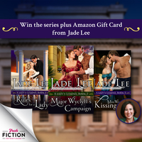 Are you all up-to-date with Jade Lee's Lady's Lessons? Win a set of ebooks + Amazon Gift Card!