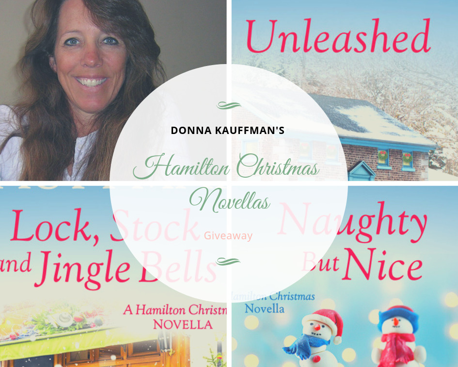 Join Donna Kauffman for the holidays in the Hamilton Christmas Novellas with a special gift!