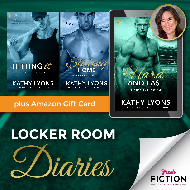 World Series or Halloween? You decide with Kathy Lyons' Locker Room Diaries plus a $25 Gift Card!