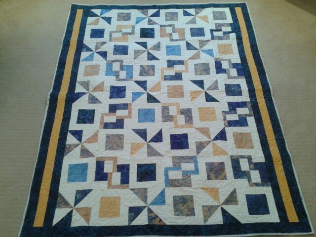 Marie's Quilt